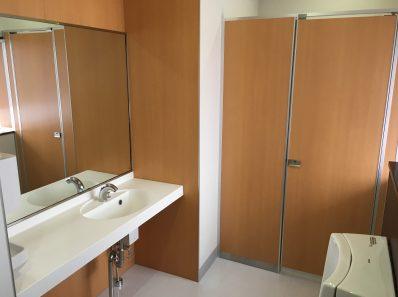 浜松Aビル様 2階トイレ改修工事