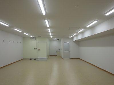 中部ハム㈱様 事務所・品管室移設工事
